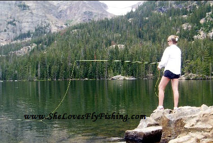 Best colorado fly fishing rocky mountain national park for Best trout fishing in colorado